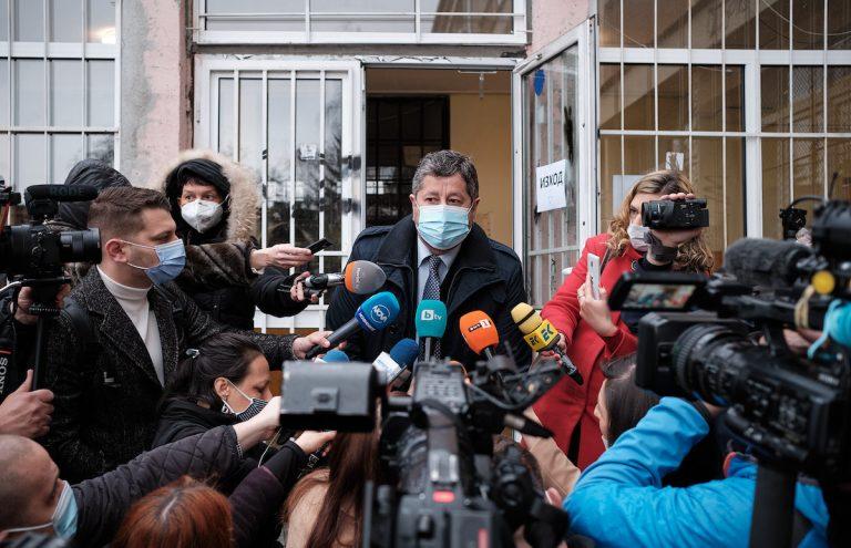 Христо Иванов: Гласувайте, за да инвестираме в демокрацията в България