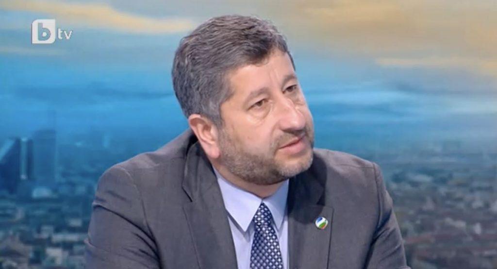 Христо Иванов: няма как да подкрепим управление с мандат на ГЕРБ или доминирано от ГЕРБ