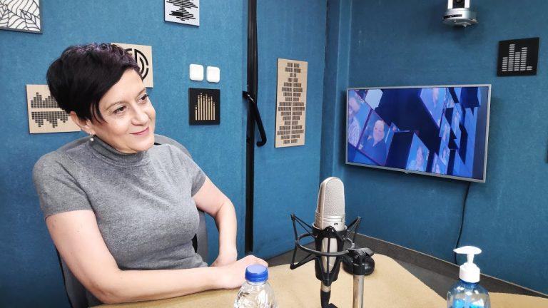 """Антоанета Цонева в """"Седмицата"""" на Дарик радио"""