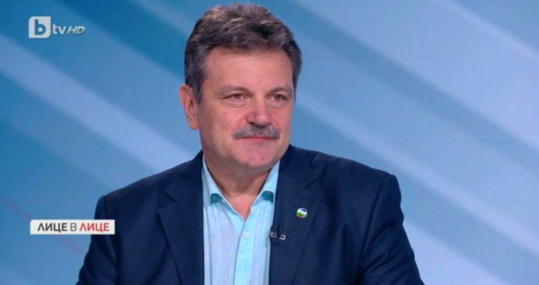 """Александър Симидчиев в """"Лице в лице"""" по bTV"""