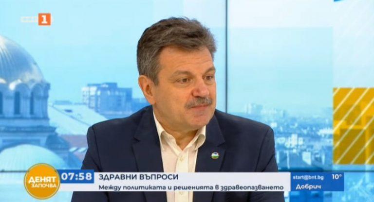Александър Симидчиев пред БНТ