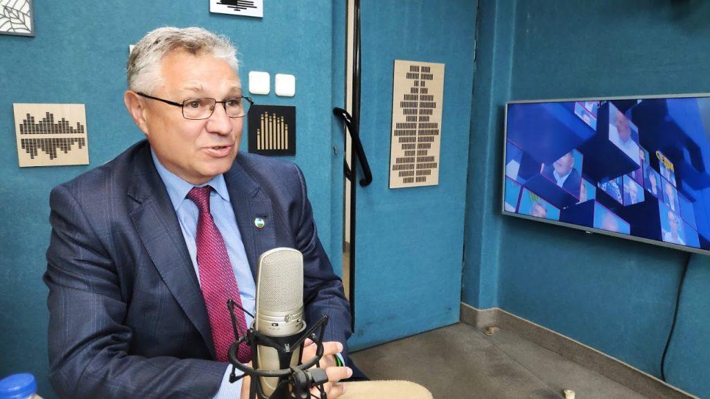 """Велизар Шаламанов в """"Седмицата"""" на Дарик радио"""