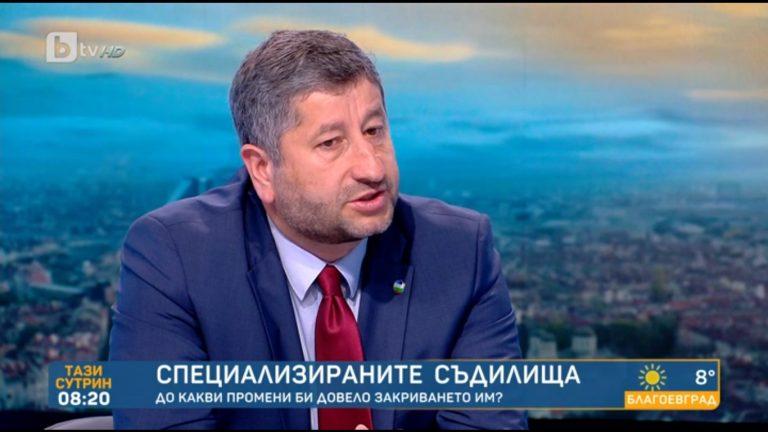 Христо Иванов: Усмивките на Доган ни струват половин милиард лева
