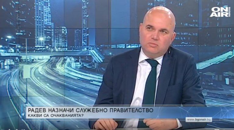 """Владислав Панев в """"Денят On Air"""""""