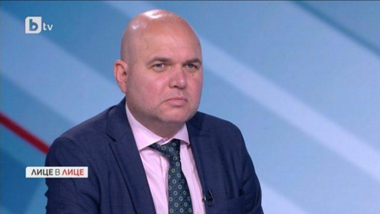 """Владислав Панев в """"Лице в лице"""" по bTV"""