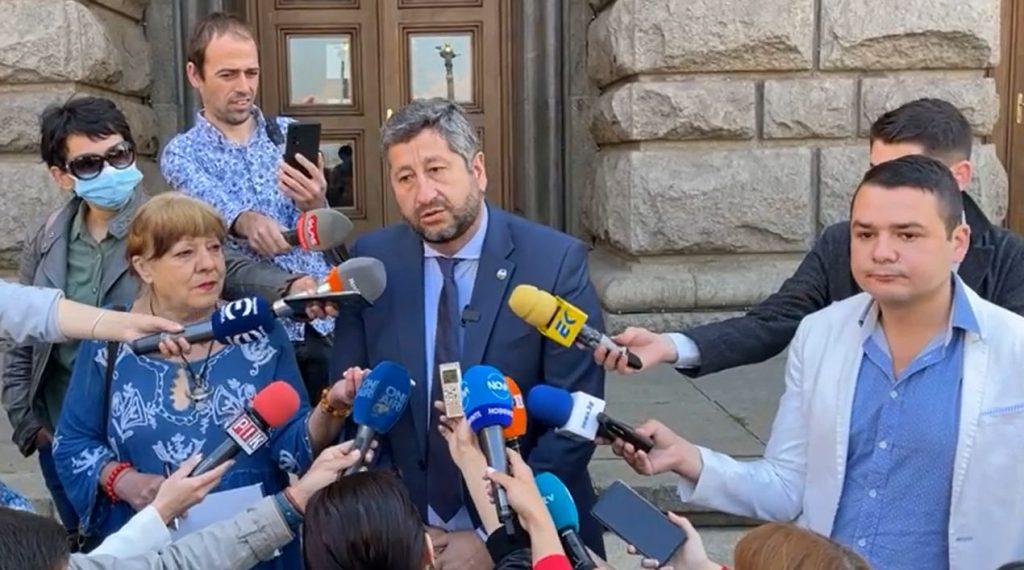 Христо Иванов след жребия в ЦИК