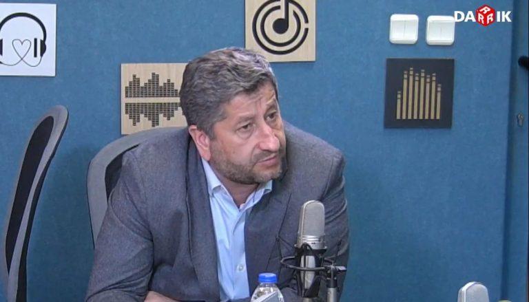 """Христо Иванов: Борисов е опасен източник на нестабилност със стратегията """"След мен и потоп"""""""