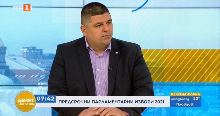 Ивайло Мирчев: Доходите могат да се повишат, ако се спрат кражбите