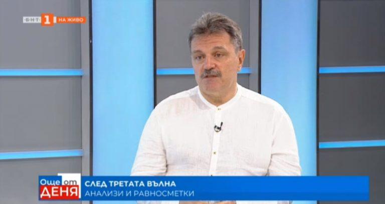 """Александър Симидчиев в """"Още от деня"""" по БНТ1"""