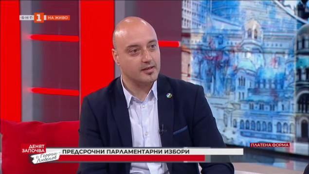 """Атанас Славов в """"Денят започва с Георги Любенов"""""""