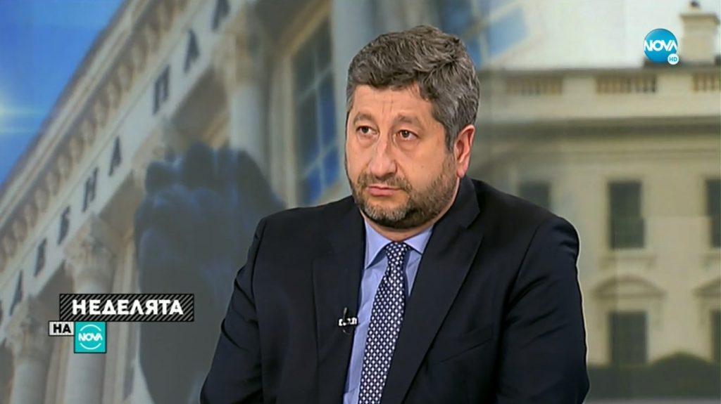 Христо Иванов: Няма връщане назад от онази снимка с чекмеджето с пачки