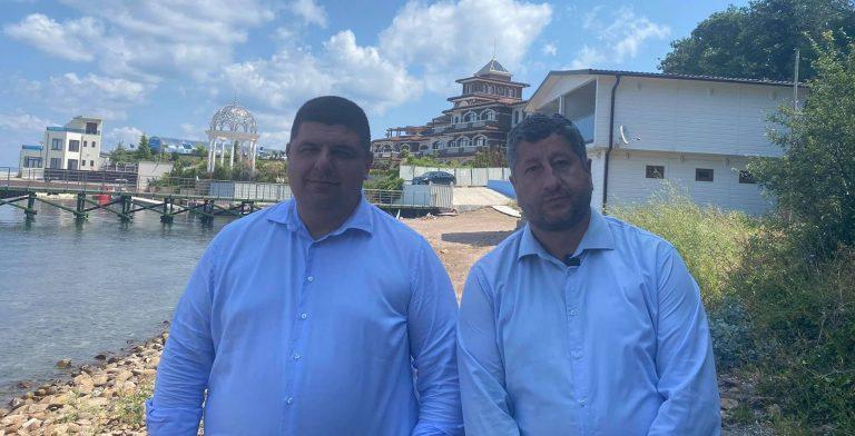 """Христо Иванов от """"Росенец"""": Няма да подкрепим правителство без ясно отношение към Сарая и ДС"""