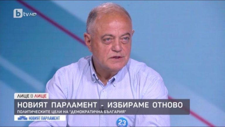 """Атанас Атанасов в """"Лице в лице"""""""