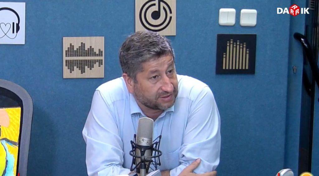 Христо Иванов: Правителството трябва да извади ДПС от ролята на вечния златен пръст