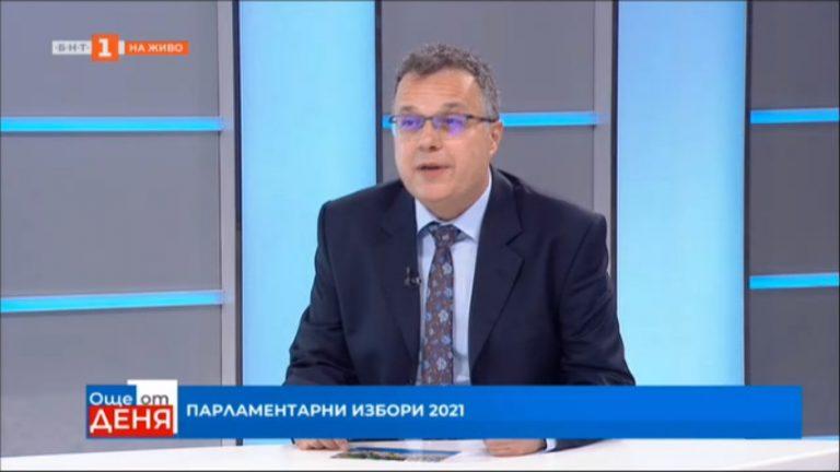 """Стоян Михалев в """"Още от деня"""" по БНТ"""