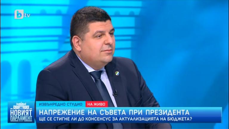 Ивайло Мирчев: Отказът на Гешев да се яви пред парламента е арогантно поведение