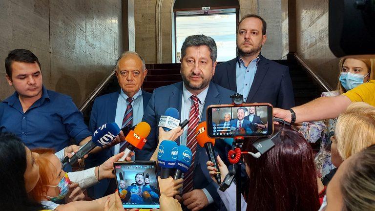 Христо Иванов: Залогът е в третия мандат, здравият смисъл трябва да започне да действа