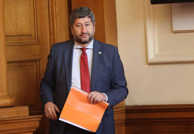 Христо Иванов пред БНР