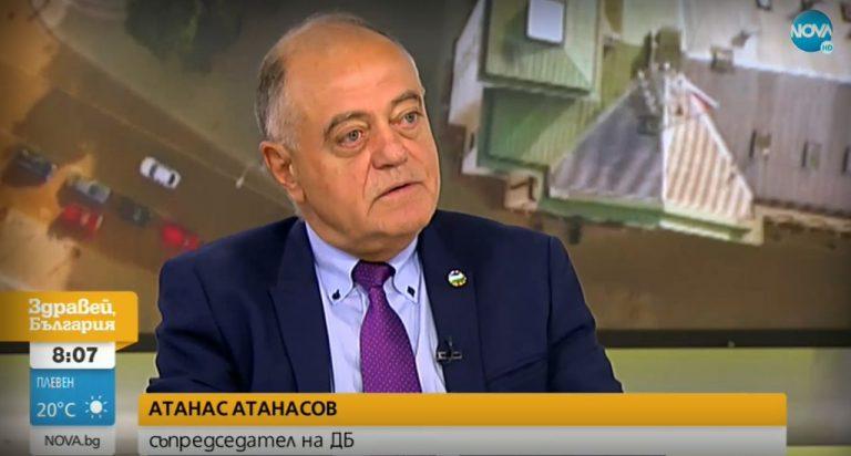 Атанас Атанасов пред NOVA: Провалът на ИТН беше, че не потърсиха подкрепа