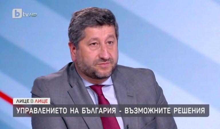 Христо Иванов: Време е да изберем между представителна демокрация и представление