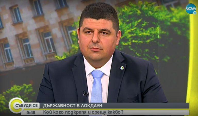 Ивайло Мирчев: Бившите министри Маринов и Терзийски трябва да бъдат изправени пред съда