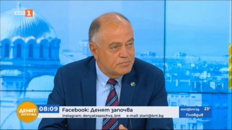 """Атанас Атанасов в """"Денят започва"""""""