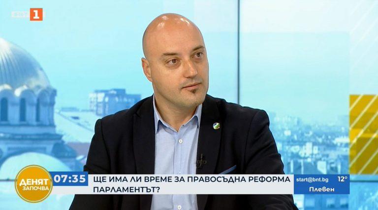 Атанас Славов пред БНТ