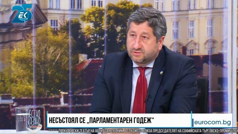 """Христо Иванов в """"Честно казано с Люба Кулезич"""""""