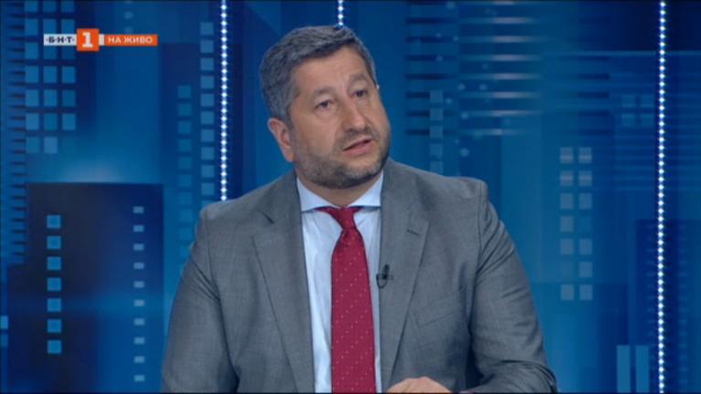 Христо Иванов: Ще търсим коалиционно споразумение за управление с ясно очертани ценности и разграничителни линии