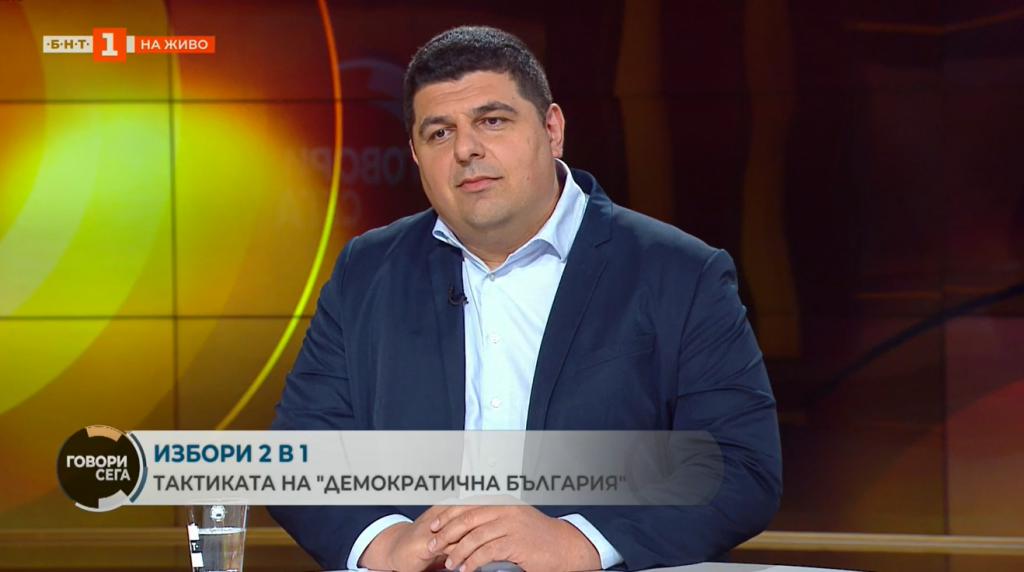 Ивайло Мирчев: Целта ни е да сме първа сила и да предложим на страната адекватно управление