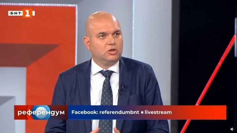 "Владислав Панев в ""Референдум"""