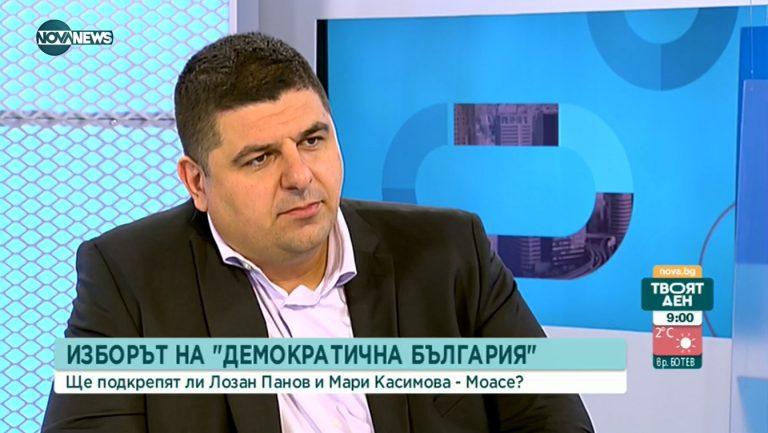 Ивайло Мирчев пред NovaNews