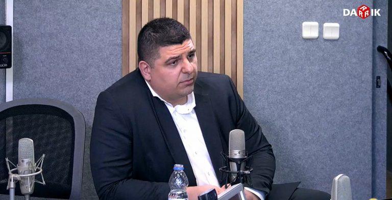 """Ивайло Мирчев в """"Седмицата"""" на Дарик радио"""