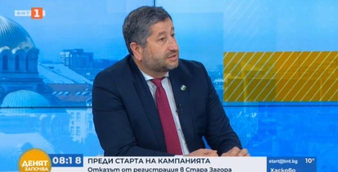 Христо Иванов: Пеевски държи с компромати хора в магистратурата, в медиите и в бизнеса