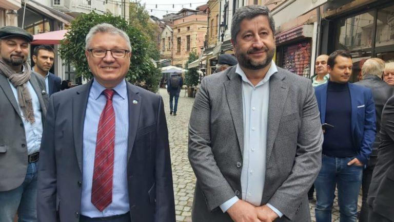 Христо Иванов: ГЕРБ и ДПС опитаха, но не посмяха да ни спрат от участие в изборите