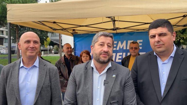 Христо Иванов: Кампанията ще е борба на епохите - за отиване в бъдещето или връщане в миналото
